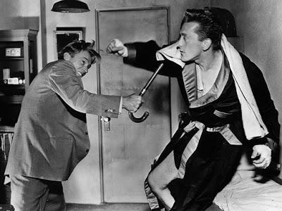 ÍDOLO DE BARRO, EL (Champion) (USA, 1949) Drama, Deportivo (Boxeo)
