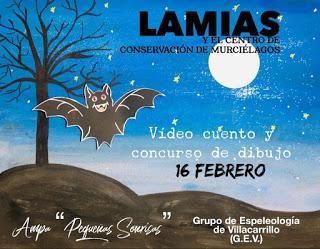 LAMIAS, murciélago (