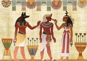 Faraones en el Antiguo Egipto