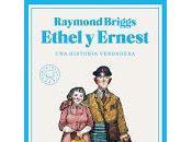 Ethel Ernest, Raymond Briggs. vida viñetas