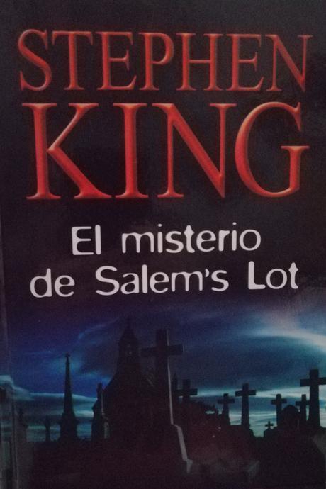 Reseña: Carrie y El misterio de Salem's Lot - Stephen King