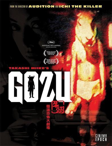 GOZU, EL CAMINO A LA LOCURA - Takashi Miike