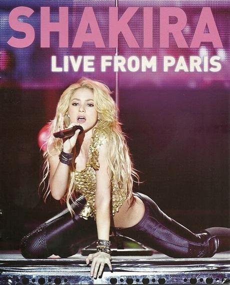 Hips don t lie charity single shakira out of the blue. UM DIA APÓS O OUTRO: SHAKIRA LIVE FROM PARIS - BLU-RAY
