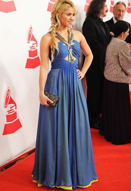 See Shakira's Best Red Carpet Looks PHOTOS