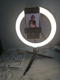 Mi aro de luz para el móvil | Opinión 💡