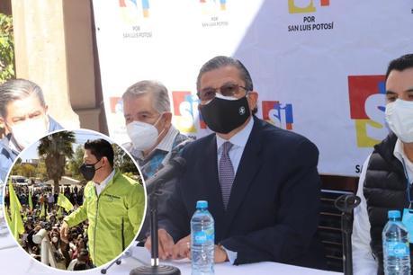 """Octavio Pedroza : """"ningún voto vale la vida de un potosino»"""