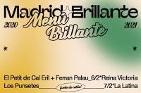 Madrid Brillante presenta a El petit de Cal Eril, Ferran Palau y Los Punsetes en directo