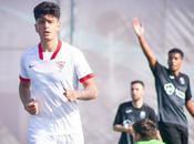 Sevilla queda Youth League