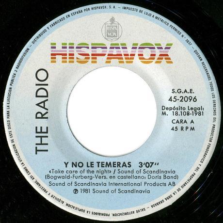 The Radio -Take care of the night (Y No le temeras) 7