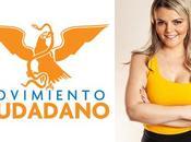 Marvelly Costanzo candidata gubernatura Movimiento Ciudadano