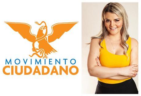 Marvelly Costanzo es la candidata la gubernatura por Movimiento Ciudadano