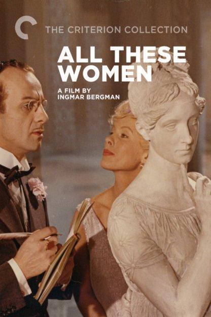 ESAS MUJERES  - Ingmar Bergman VOSE (R)