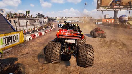 Monster Truck Championship llegará a PlayStation 5