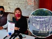 escondidas: Mónica Rangel registra como candidata gubernatura