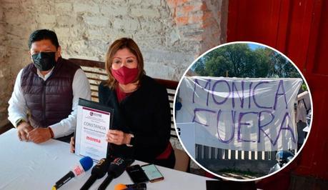 A escondidas: Mónica Rangel se registra como candidata a la gubernatura