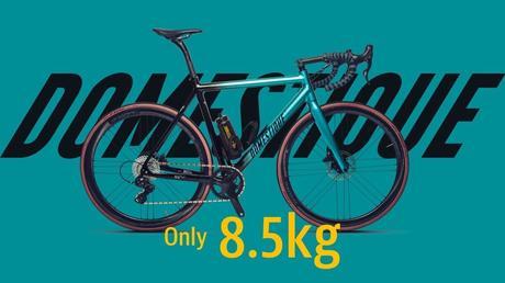HPS Domestique: posiblemente la bicicleta eléctrica mas ligera del mundo