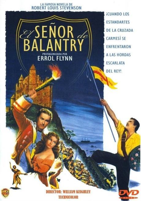 EL SEÑOR DE BALANTRY - William Keighley