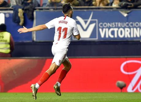 Datos ligueros del Sevilla FC ante Osasuna