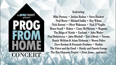 Videos de los Viernes (I): Prog From Home
