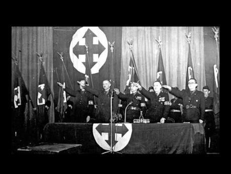 Hungría, Budapest, nazismo, segunda Guerra Mundial, fascismo, autoritarismo, Miklós Horthy, Adolf Hitler, Ferenc Szálasi, Partido de la Cruz Flechada, la caja de música,