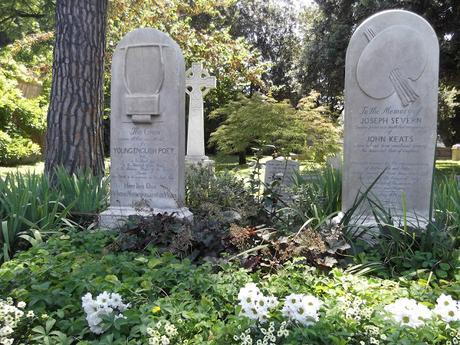 DIARIO DE UN NÁUFRAGO (XXXVII) —200 ANIVERSARIO DE LA MUERTE DEL POETA BRITÁNICO JOHN KEATS—: EPÍLOGO, EL DESTINO DE SUS DESEOS #JohnKeats200aniversario