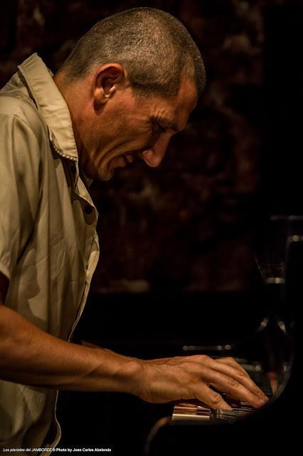FOTO-Los pianistas del JAMBOREE-FRANCESCO PICCINNO