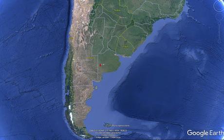 Laguna de Puán