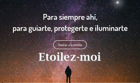 Regala una estrella con Etoilez-Moi