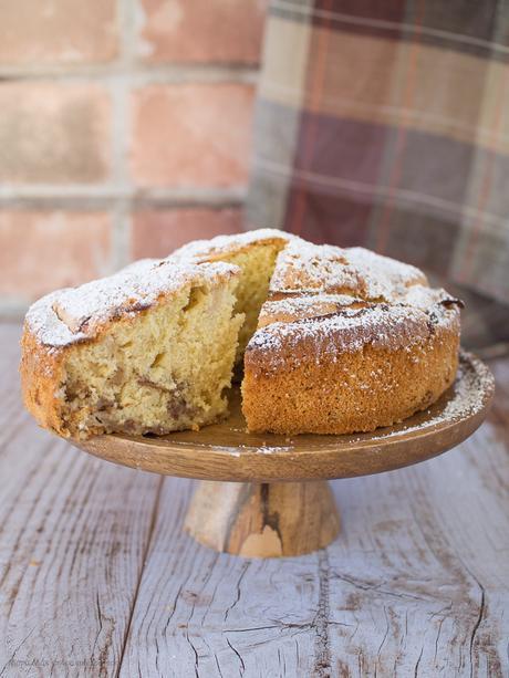 Sharlotka, la tarta rusa de manzana.