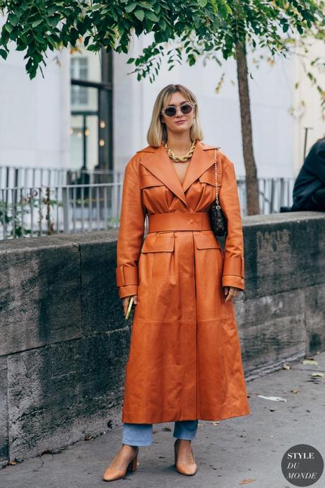 Los abrigos y chaquetas con cinturón, la prenda de invierno que más estiliza