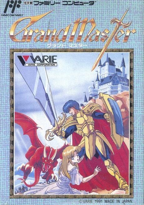 Grand Master de Nintendo Famicom traducido al español