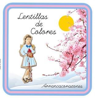 LENTILLAS DE COLORES - ARRANCACORAZONES