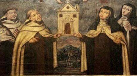 ¿Fue santa Teresa la primera mujer en reformar una Orden de varones?
