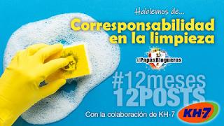 #12meses12post: la corresponsabilidad en la limpieza