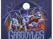 Anunciado juego tablero Disney Gargoyles: Awakening
