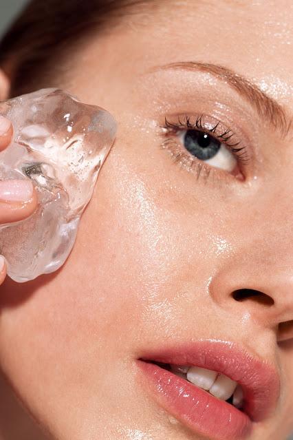 Hieloterapia: usar frío para mejorar la piel.