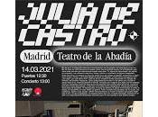 Julia Castro Teatro Abadía