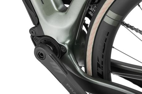 Pivot Cycles presenta su nueva Ebike de gravel E-Vault