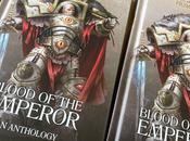 Antología Blood Emperor: Portada datos