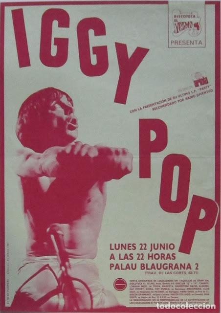 Conciertos Internacionales 1976-1979