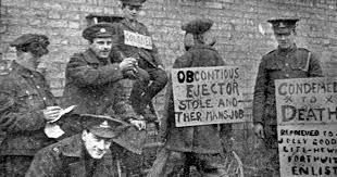 Someone who is conscientious is very careful to do their work properly. Behind Their Lines Conscientious Objectors