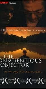 She's a conscientious judge, who does not let personal prejudices influence her decisions. The Conscientious Objector 2004 Imdb