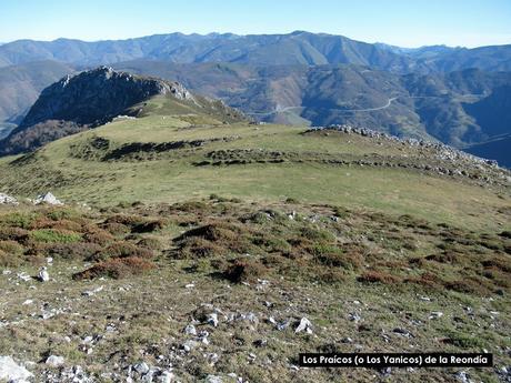 La Cruz-El Picu la Carba Valseco-Valseco-Las Coronas