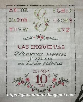 SAL - 10mo Aniversario Foro Las Inquietas - Final