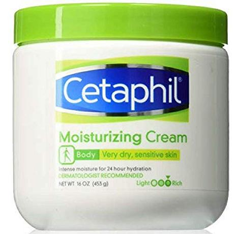 Cetaphil Moisturizing Cream for Dry, Sensitive...