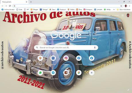 """""""Federita"""" renovada, la computadora de Archivo de autos"""