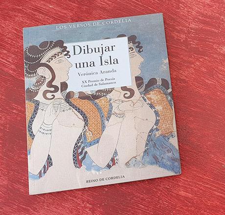 Reseña de Dibujar una isla y Cobalto oscuro por Tes Nehuén, publicada en Poemas del alma