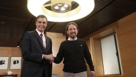 Los socialistas hacen de España un infierno