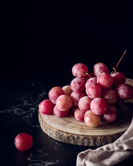 Edición de una fotografía culinaria