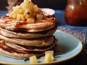 Tortitas almendra azúcar dados manzana